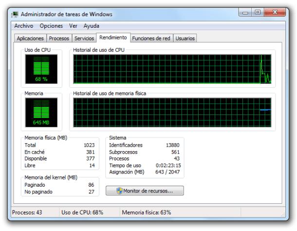 es recomendable cambiar la RAM