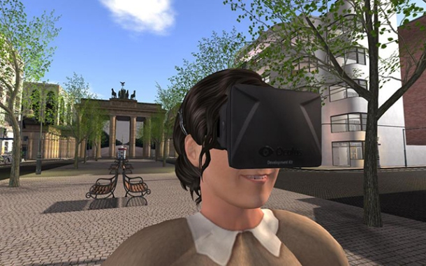 Second Life, de Oculus Rift