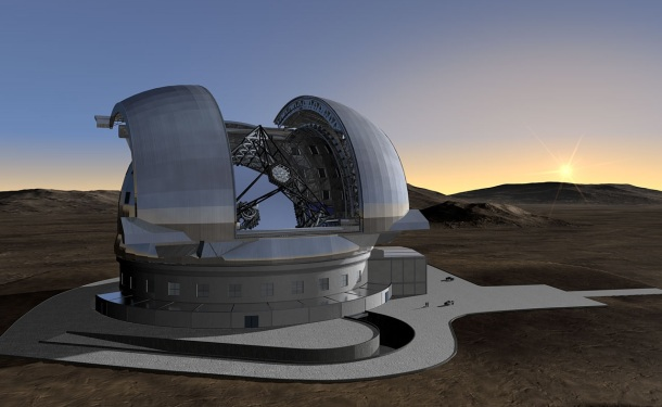 telescopíos e-elt chile