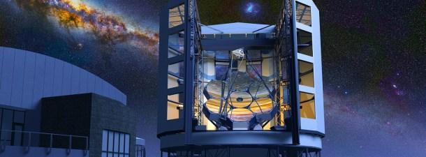 Los telescopios más ambiciosos de la historia