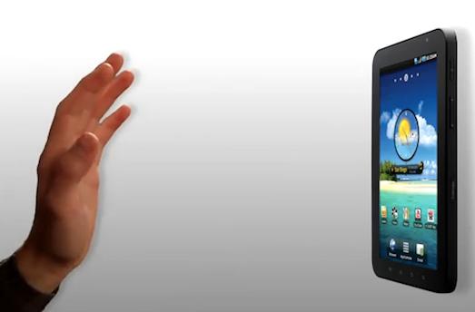 Quizá tu próximo móvil no necesite que lo toques
