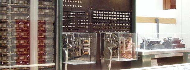 70 años después de la computadora primitiva Harvard Mark I