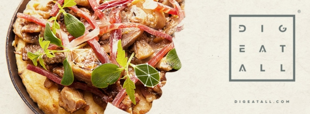 Emprendimiento, tecnología y gastronomía en DIG EAT ALL