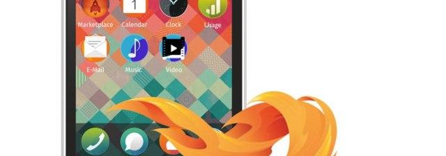 Así es el smartphone de 25 euros con FirefoxOS