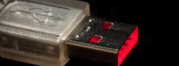 El grave fallo de seguridad que afecta a todos los USB