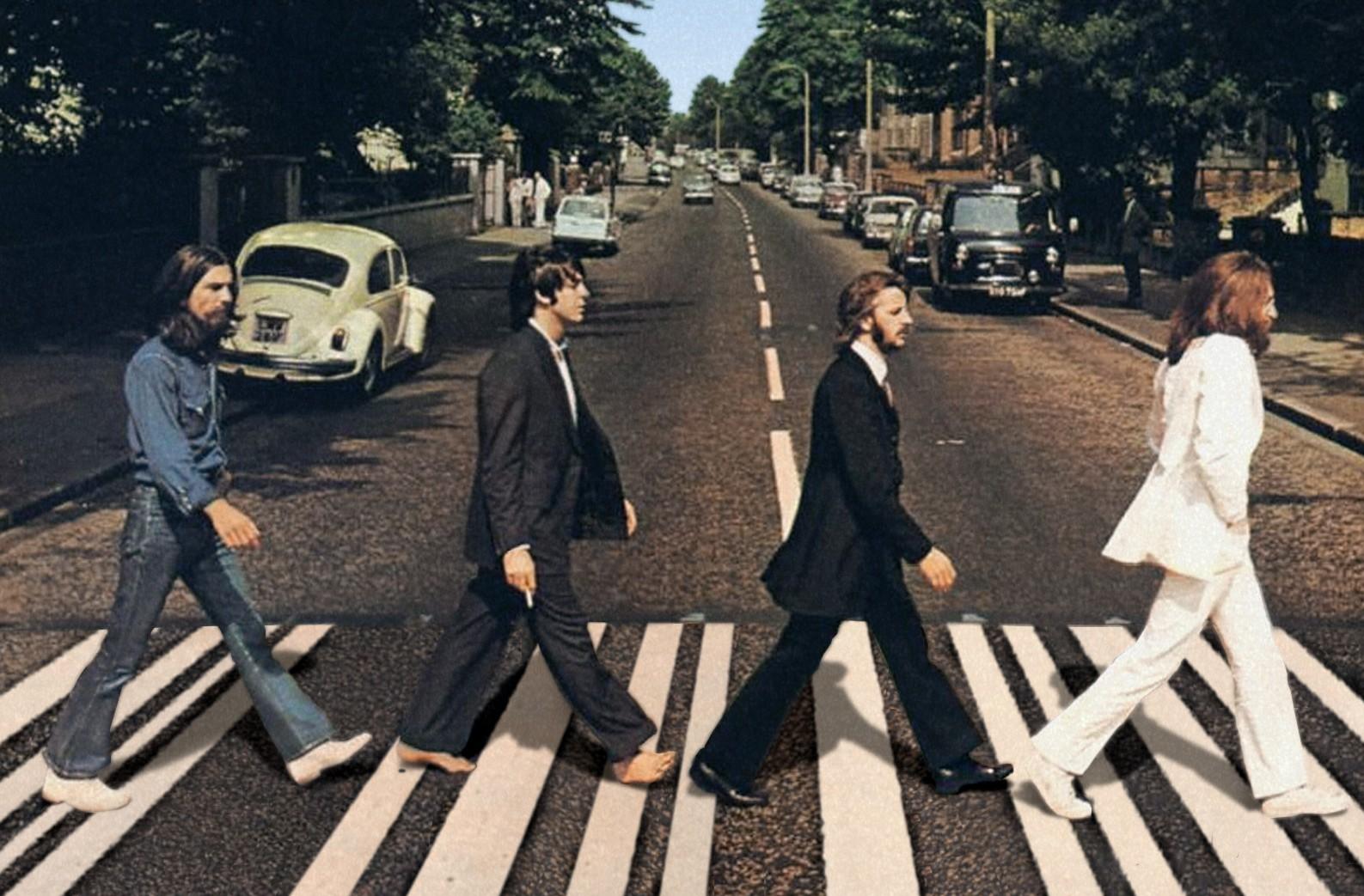 Un algoritmo consigue adivinar la evolución musical de los Beatles