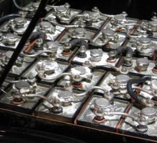 Reciclar las baterías de coche