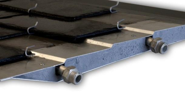 integrar los paneles solares