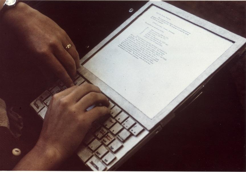 Dynabook, la primera tablet nació hace cuatro décadas