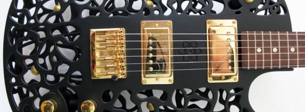 Sorprendentes instrumentos musicales hechos mediante impresión 3D