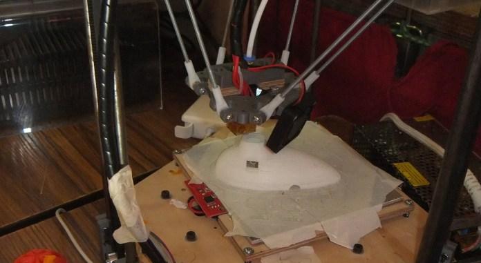 La adopción masiva de las impresoras 3D tardará al menos 5 años