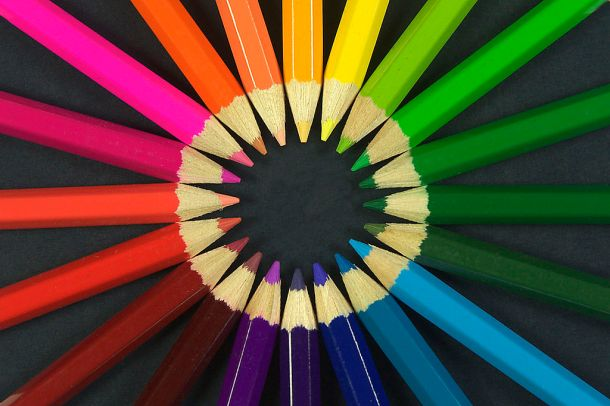 color estructural