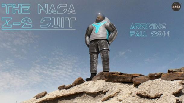 nasa traje espacial Marte