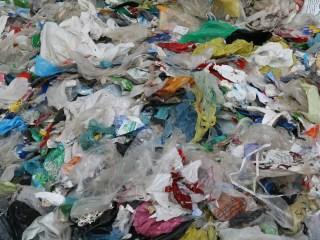 reciclar las bolsas de plástico