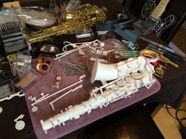 instrumentos impresión 3D