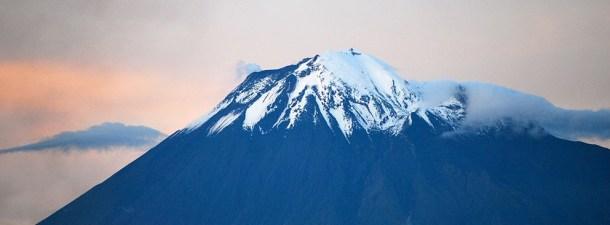 La ciencia ciudadana salva vidas en Ecuador con los 'vigías de volcanes'
