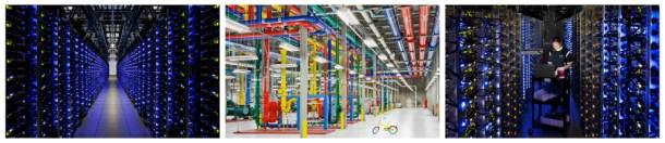 Centros de datos - Google
