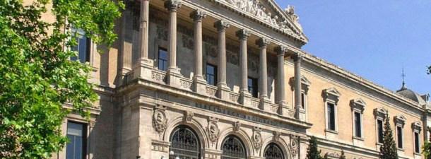 La Biblioteca Nacional organiza la primera Editatón Wikipedia Madrid