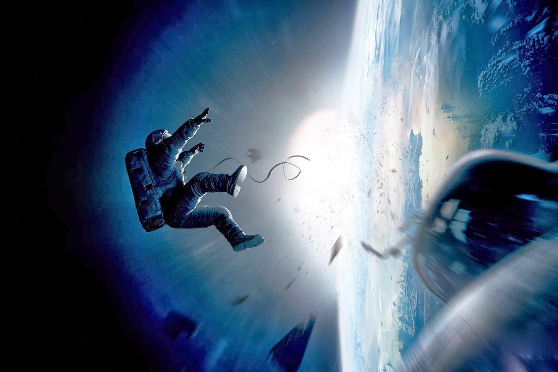 Un algoritmo podría evitar los peligros espaciales que vimos en Gravity