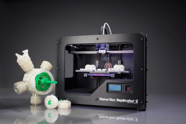 fabricación digital MakerBot