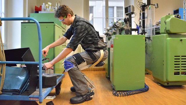 Una startup suiza reinventa el concepto de silla portátil