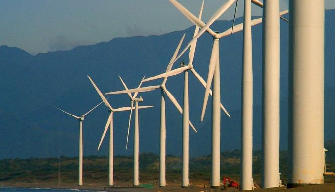 Francia soluciona la parada por radar en las instalaciones eólicas