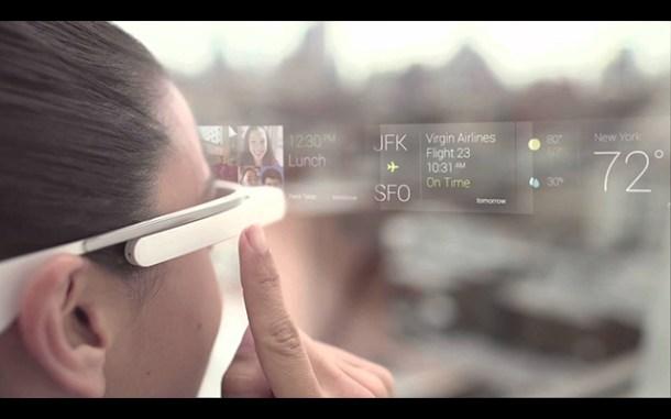 Google Glass en viajes