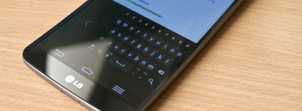 Cómo limpiar correctamente la pantalla de tu smartphone o tablet