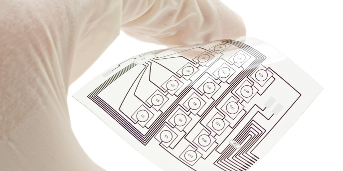 Los implantes de chips como una forma de curar heridas y enfermedades