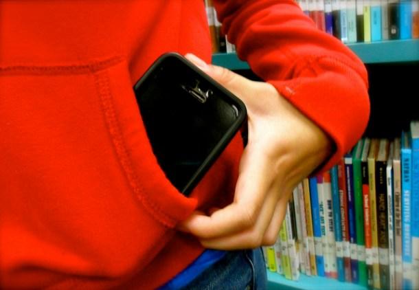Fotografía: The Daring Librarian bajo licencia CC redes sociales afectan a nuestro cerebro