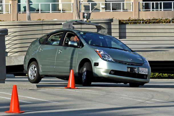 seguridad de los coches autónomos