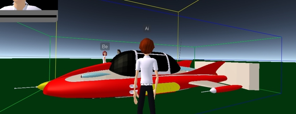 plataforma virtual High Fidelity