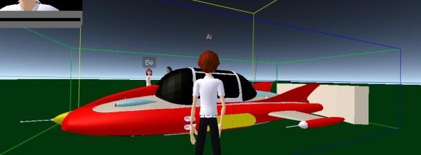 El creador de Second Life vuelve con otra forma de realidad virtual