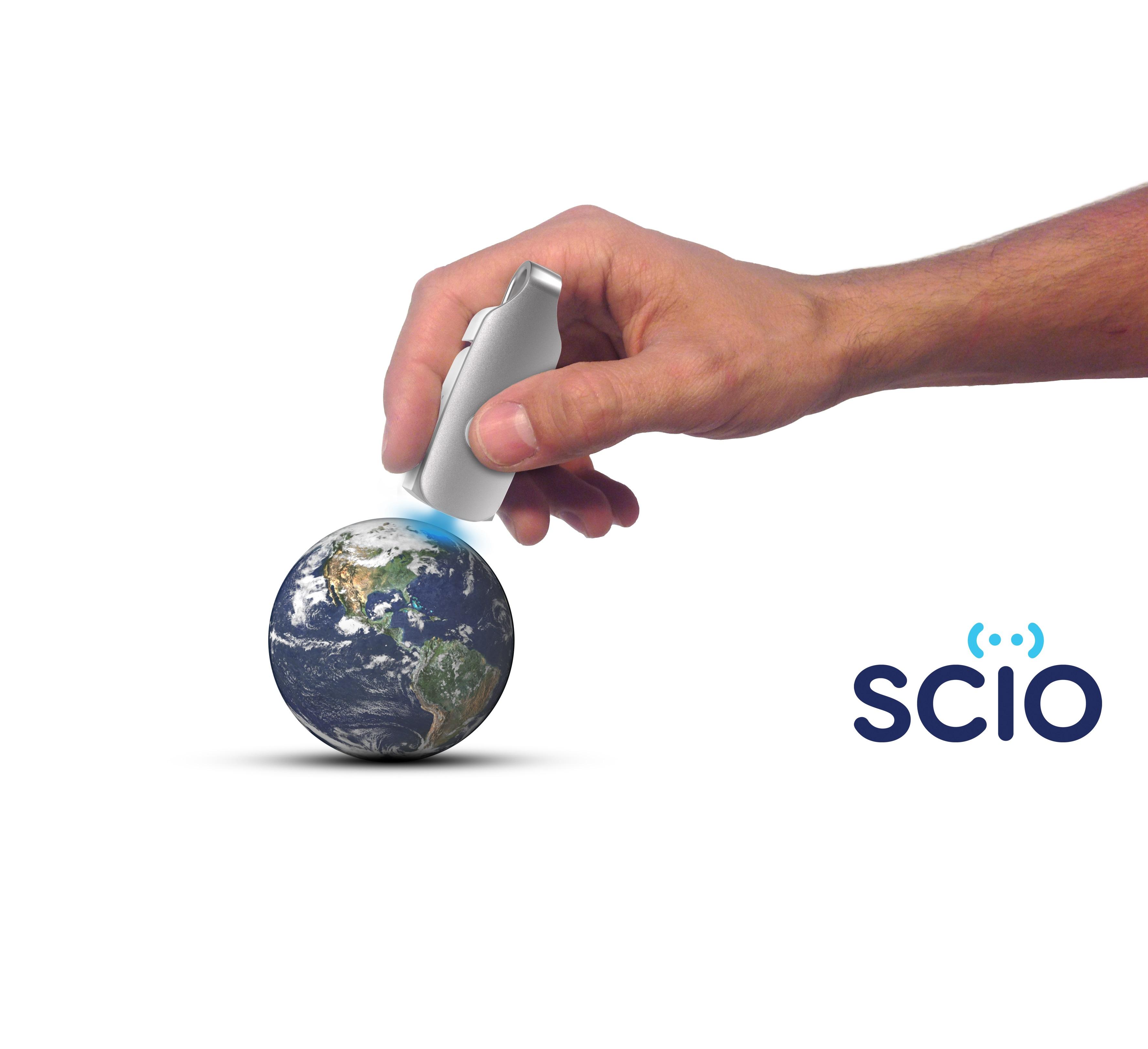 SCIO, el genial lector molecular de bolsillo