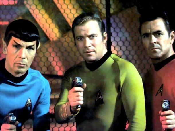Star Trek teletransporte
