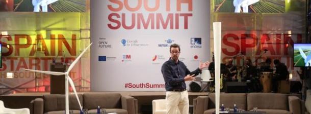 Un aerogenerador sin palas, premiado en The South Summit 2014