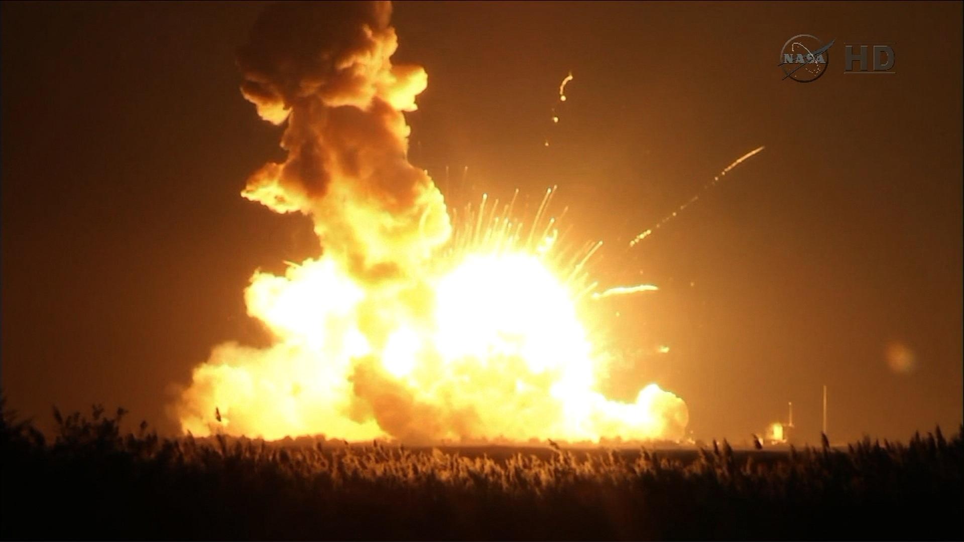 Antares no será el último: los fracasos más sonados de la exploración espacial