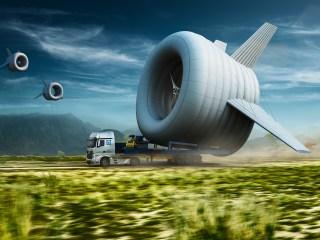 primer aerogenerador aéreo