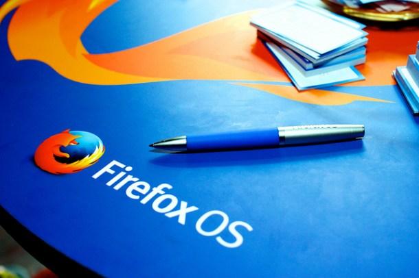 Firefox OS en Raspberry Pi