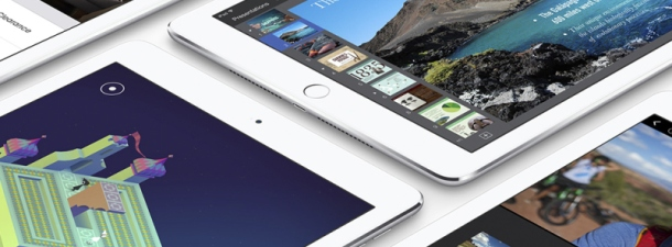 Apple presenta el nuevo iPad Air 2 y iPad mini 3