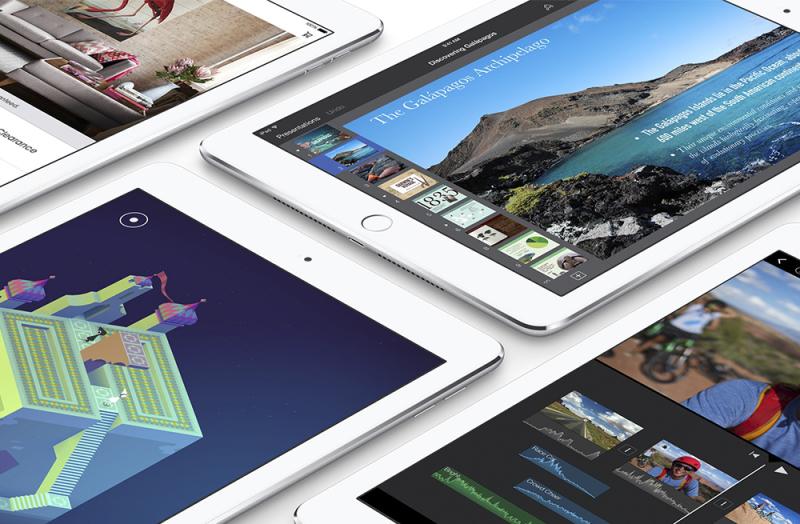 Apple presenta el nuevo iPad Air 2 y iPad mini 3