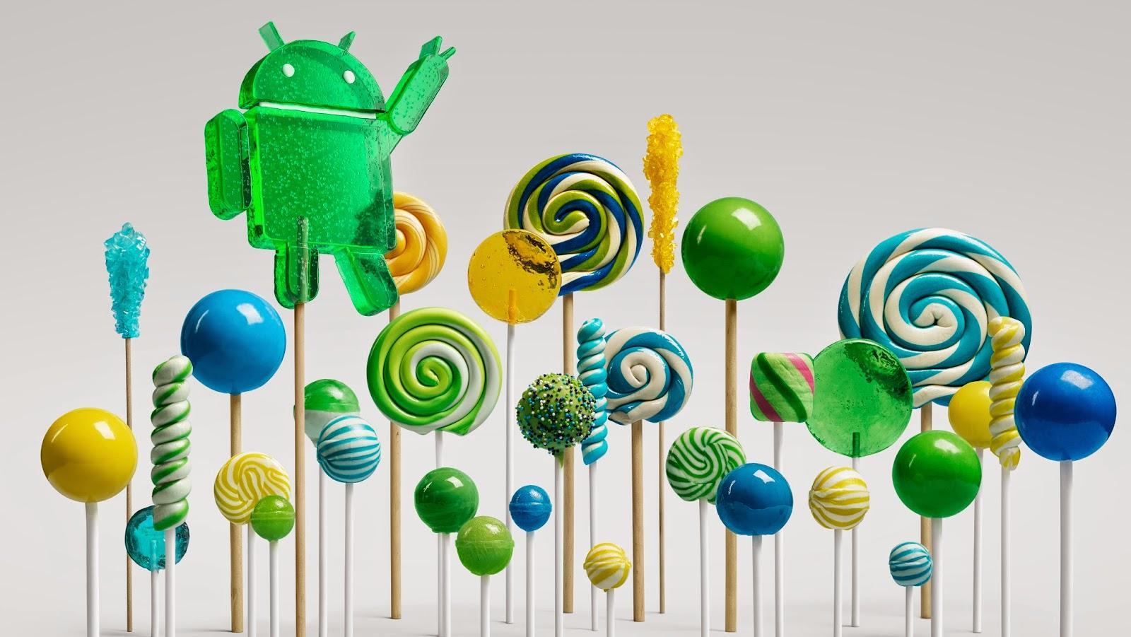 Android Lollipop: un gran salto hacia delante