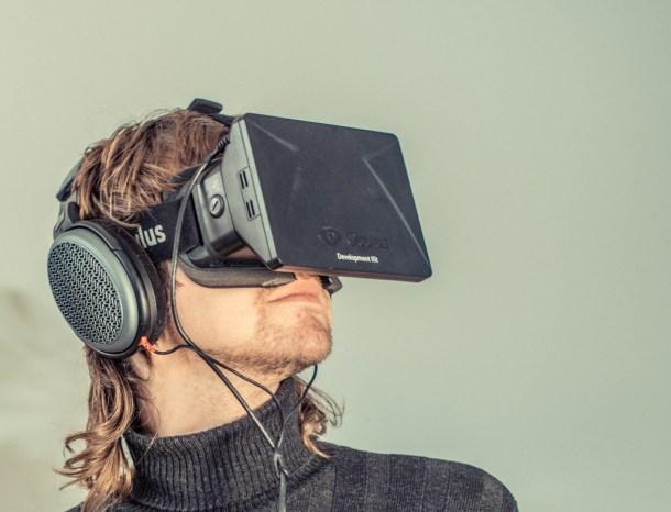 Realidad Virtual del Oculus Rift