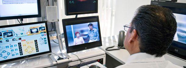 Nuestra próxima consulta médica será a través de un ordenador