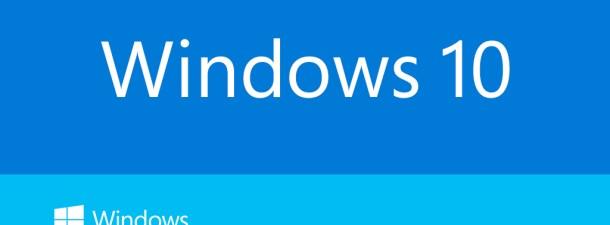 Así es Windows 10, el nuevo sistema operativo de Microsoft