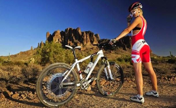 bicicletas eléctricas solares