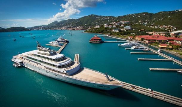 Rising Sun Yacht -