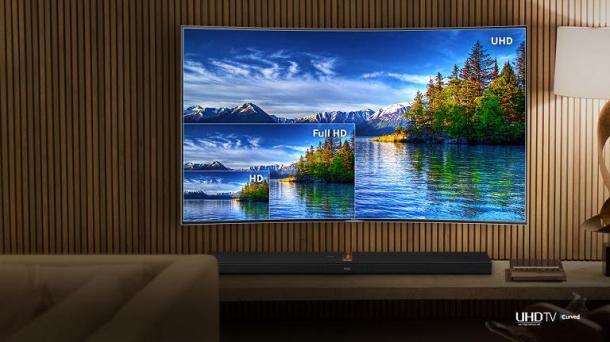 comprar un televisor 4k