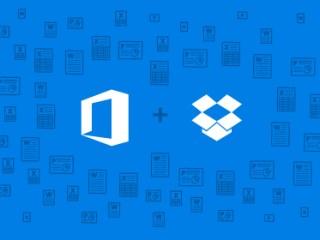 alianza entre Microsoft y Dropbox