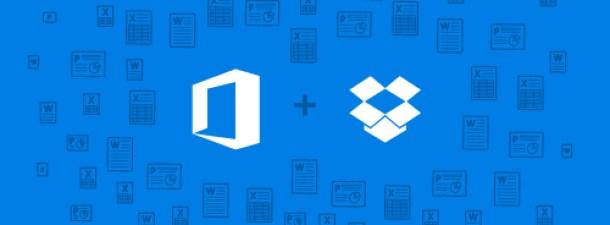Microsoft y Dropbox se alían